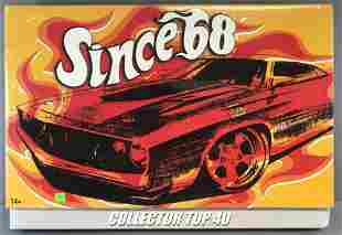 Hot Wheels Since 68 Collector Top 40 Box Set