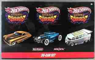 Hot Wheels Garage 30-Car Set