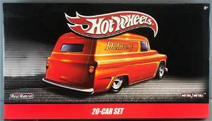 Hot Wheels Delivery 20-Car Set