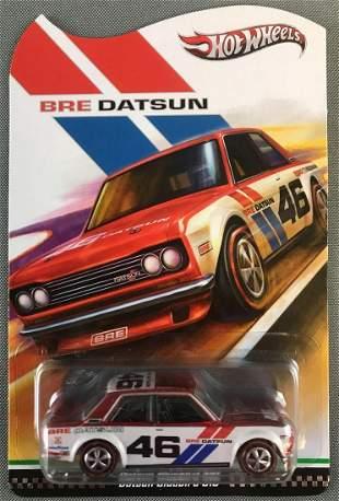Hot Wheels BRE Datsun Bluebird 510
