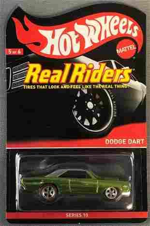 Hot Wheels Real Riders Dodge Dart