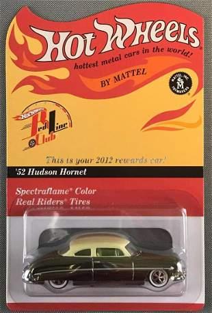 Hot Wheels Red Line Club 52 Hudson Hornet