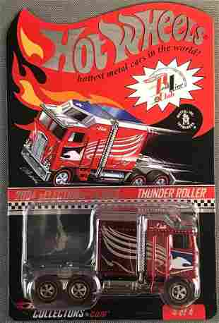 Hot Wheels Red Line Club Thunder Roller