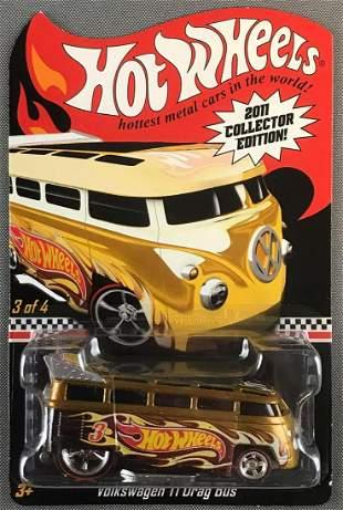 Hot Wheels Volkswagen T1 Drag Bus