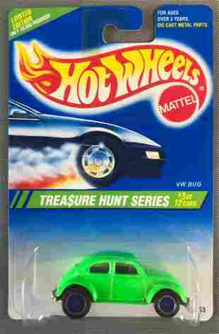 Hot Wheels 1994 Treasure Hunt Series VW Bug