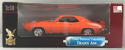 Yat Ming Road Signature 1969 Pontiac Firebird Trans Am
