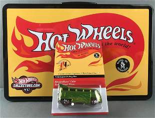 Hot Wheels Red Line Club Volkswagen T1 Drag Bus with