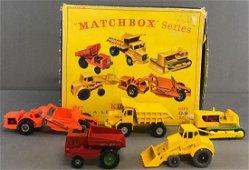 Matchbox King Size No. G-8 Gift Set