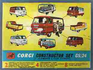 Corgi Toys Constructor Set No. GS/24