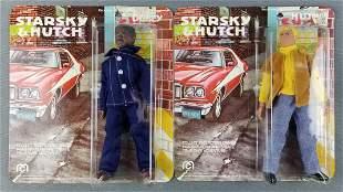 2 Mego Starsky & Hutch action figures
