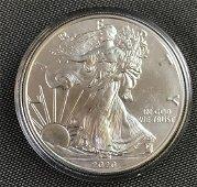 2020 American Silver Eagle Dollar Coin