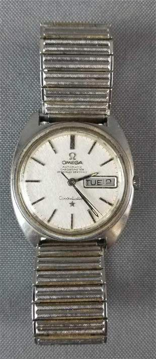 Omega Constellation mens watch