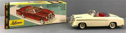 Schuco Hydro Car Electro 5720