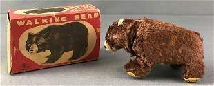 Walking Bear Wind Up Toy