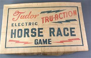 Tudor Tru Action Electric Horse Race Game
