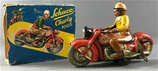 Schuco Charly 1005 Wind Up Toy