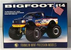 Franklin Mint Bigfoot Original Monster Truck 14