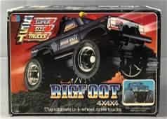 Bigfoot 4X4X4 Monster Truck