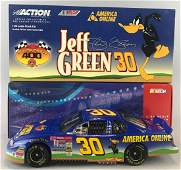 Action Racing Collectables Inc. Jeff Green No. 30 stock