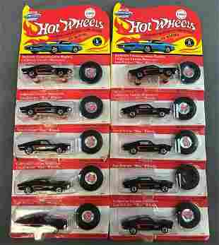 Group of Hot Wheels Ford Mustang GT Collectibles