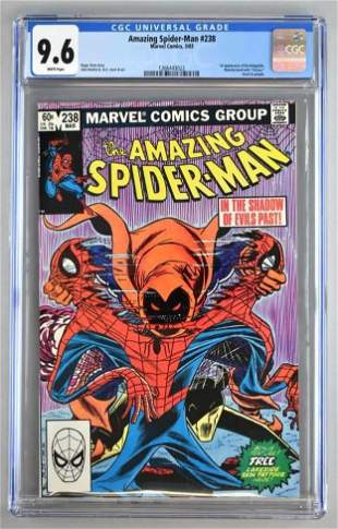 CGC Graded Marvel Comics The Amazing Spider-Man No. 238