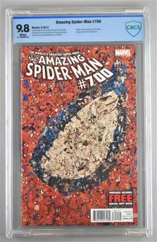 CBCS Graded Marvel Comics The Amazing Spider-Man No.