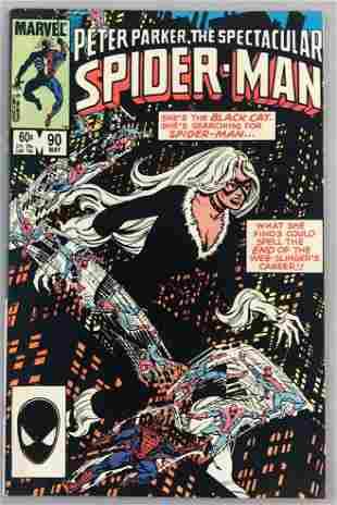 Marvel Comics Peter Parker, The Spectacular Spider-Man