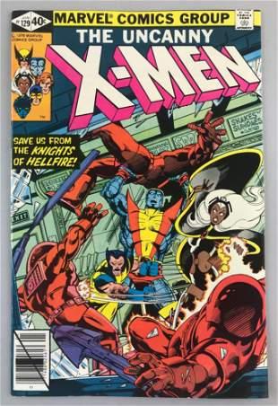 Marvel Comics X-Men No. 129 comic book