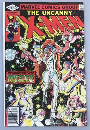 Marvel Comics X-Men No. 130 comic book