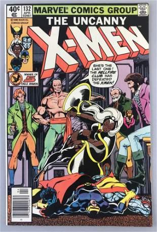 Marvel Comics X-Men No. 132 comic book