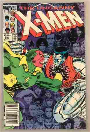 Marvel Comics X-Men No. 191 comic book
