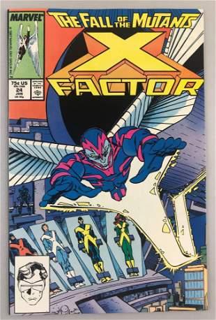 Marvel Comics X Factor No. 24 comic book