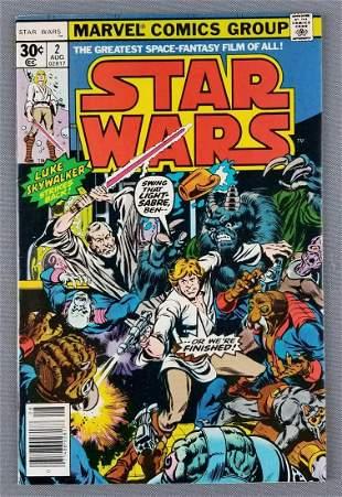 Marvel Comics Star Wars No. 2 comic book