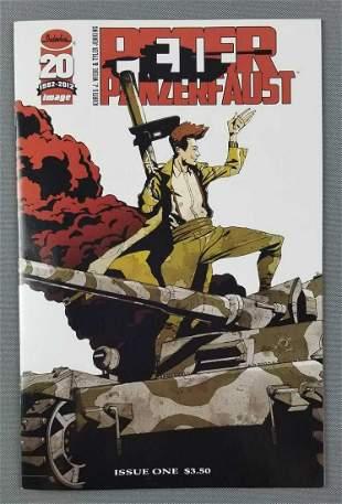 Imagine Comics Peter Panzerfaust No. 1 comic book