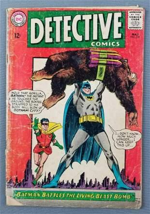 DC Comics Detective Comics No. 339 comic book