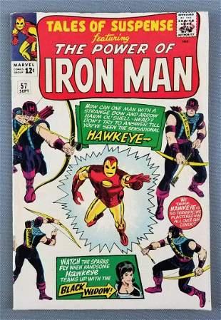 Marvel Comics Tales of Suspense Iron Man No. 57 comic
