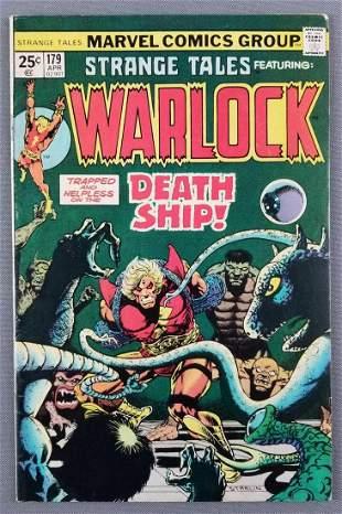 Marvel Comics Strange Tales No. 179 comic book