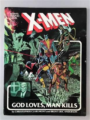 Marvel Comics X-Men No. 5 graphic noxel