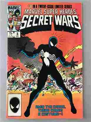 Marvel Comics Marvel Super Heroes Secret Wars No. 8