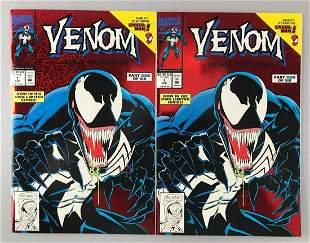 Group of 2 Marvel Comics Venom Lethal Protector No. 1