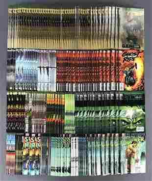 Group of 100+ Marvel Comics comic books