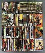 Group of 100+ assorted comic books