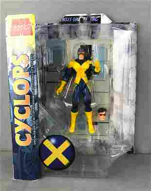 Marvel Select Special Edition Cyclops Action Figure
