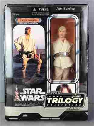 Star Wars Luke Skywalker Large Size Action Figure