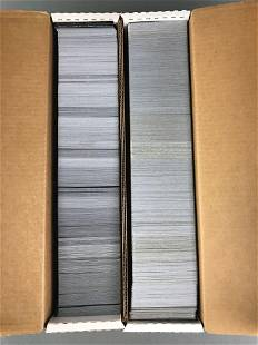 Group of Magic The Gathering Playing Cards