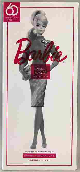 Barbie Fashion Model Collection Proudly Pink doll