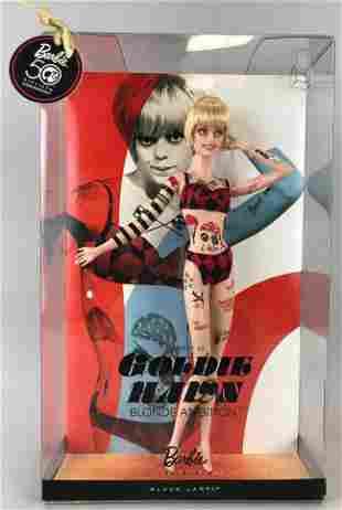 Black Label Barbie Goldie Hawn Blonde Ambition fashion