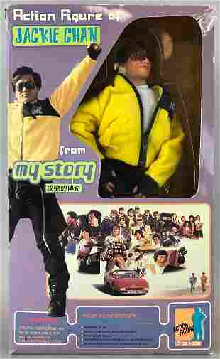 Dragon Models Jackie Chan My Story action figure