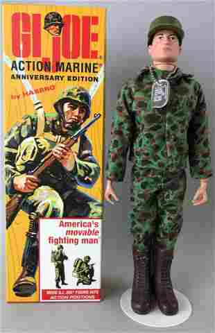 Hasbro G.I. Joe Action Marine Anniversary Edition