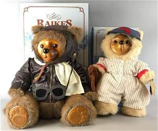 Group of 2 Applause Raikes Bears